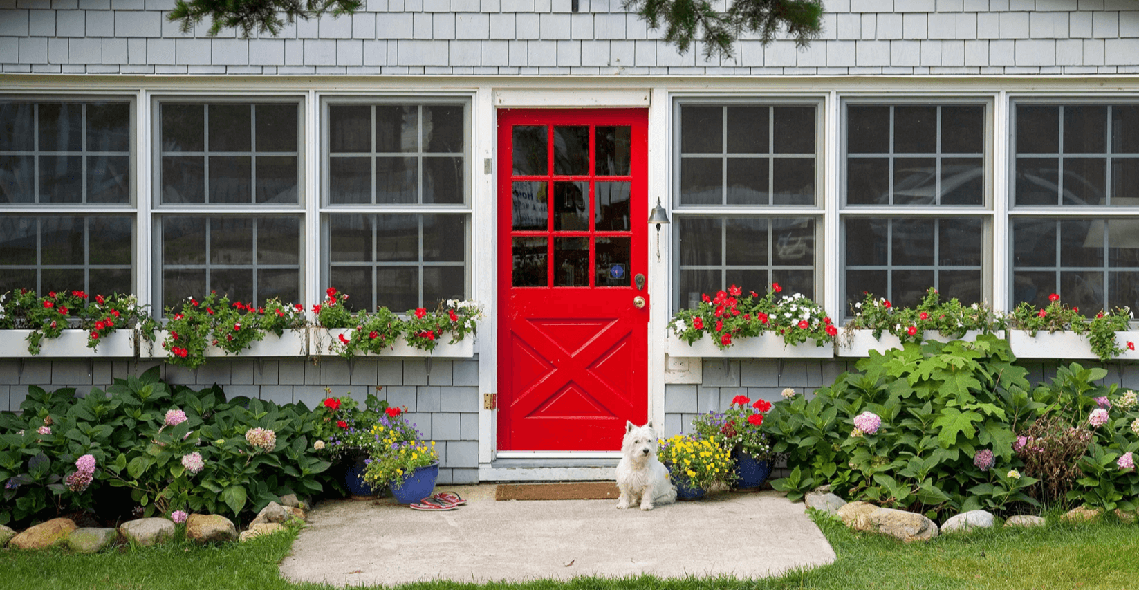 Planning To Paint Your Front Porch